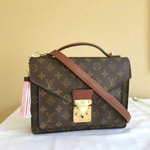 Louis Vuitton Monceau 26 Crossbody